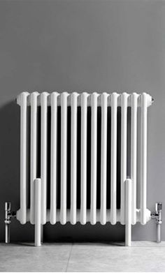Buy Hudson Reed White Colosseum Triple Radiator from Tap Warehouse & receive huge savings off the RRP