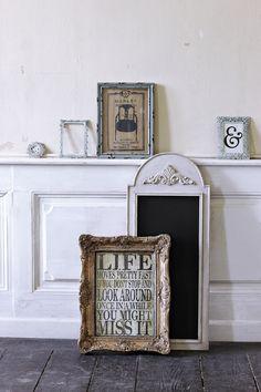 Beautiful frames from Molly Marais. Molly Marais.