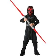 Star Wars Darth Maul Kostume
