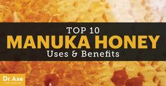 Manuka honey is one of the most unique and honeys in the world. There are many Manuka honey uses ranging from healing sore throats and digestive illness...