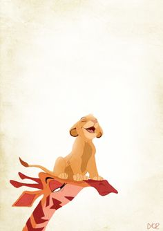 Simba - The Lion King