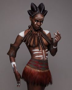 """""""British Hair Awards 2016 - Afro Finalist Collection"""" By Luke Nugent"""