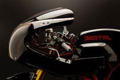 Electrifying: Digital Directiv's custom Ducati | Bike EXIF