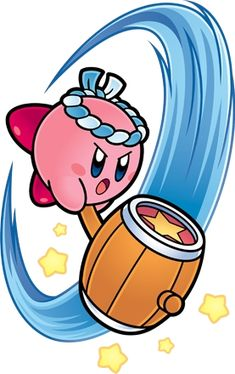 hammer kirby. One of the most dangerous, powerful powerups kirby can use