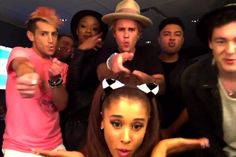 """Justin Bieber, Ariana Grande, Rixton and more artists Lip-Sync Video """"I Really Like You"""" / Justin Bieber、Ariana Grande、Rixton等、多数のアーティストがCarly Rae Jepsenの「I Really Like You」のLip-Sync Videoを公開した。"""