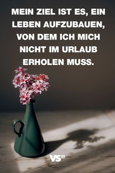 Visual Statements®️️️️️️️ Sprüche/ Zitate/ Quotes/ Motivation/ M - Urlaub zitate - Zitate Wise Quotes, Words Quotes, Wise Words, Quotes To Live By, Motivational Quotes, Sayings, Quotations, Health And Wellness, Wisdom
