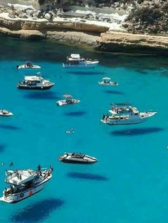 The clear water of Lampedusa, Sicily Vacation Places, Vacation Destinations, Dream Vacations, Vacation Spots, Places To Travel, Places Around The World, The Places Youll Go, Places To See, Italy Coast