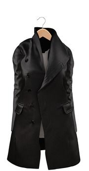 Bueno Jax Female Coat -Black