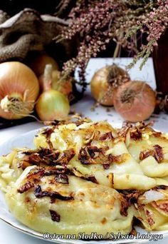 pierogi z miesem , najlepsze pierogi , ciasto na pierogi , farsz do pierogow , sylwia ladyga ostra na slodko (3)xx Ukrainian Recipes, Jewish Recipes, Cooking Lamb Chops, Cooking Lobster Tails, Cooking Hard Boiled Eggs, How To Cook Fish, International Recipes, Cooking Recipes, Cooking Fish