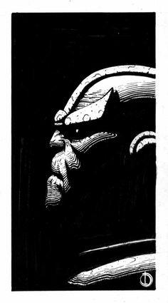 Thanos The Titan by Santiago Espina