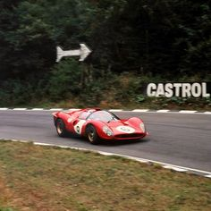 """C. Amon / J. Amon, Sports Car Racing, Race Cars, Ferrari Racing, Classic Sports Cars, Le Mans, Cars And Motorcycles, Grand Prix, History"