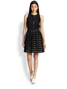 CLOSET BASICS:  Phillip Lim - Fortuny-Pleated Dress -- Saks Fifth Avenue