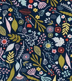 Keepsake Calico�  Cotton Fabric-Harper Floral I just bought this and can't wait to create magic with it!
