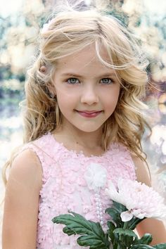 Karina Egorova (born August 13, 2006) Russian child model. Photo by Olga Evchenko