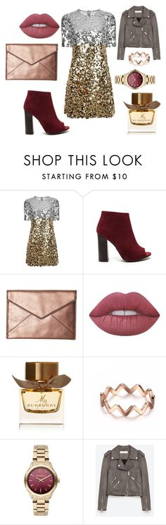 """* SHAKE IT BABY by bOO *"" by boo-sandra on Polyvore featuring Dolce&Gabbana, Rebecca Minkoff, Lime Crime, Burberry, Karl Lagerfeld and Jakke"