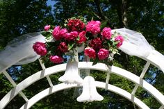Arch Flowers