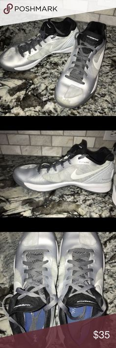 Nike Volleyball Hyperspike Shoes Nike volleyball shoes , hyper spike .  Never been worn anywhere other than a volleyball court. 8/10. Willing to  sel…