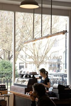 Restaurant Visit: Nordic Bakery in London : Remodelista