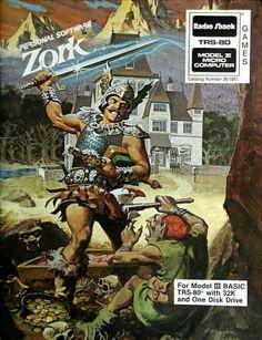 Zork (1981)