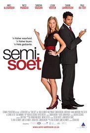 Semi-Soet Poster