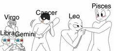 Zodiac Funny, Zodiac Sign Traits, Zodiac Signs Astrology, Zodiac Memes, Zodiac Star Signs, Gemini Zodiac, My Zodiac Sign, Pisces Traits, Zodiac Quotes
