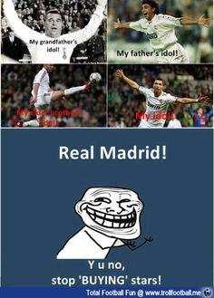 Real Madrid - Galacticos