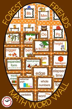 #classroomdecor #backtoschool #forestclassroomdecor #campingclassroom #woodlandclassroomdecor #classroomsigns #mathwordwall #mathvocabulary #mathfocuswall #wordwallheaders #primarymath #teachers #classroomdecorations