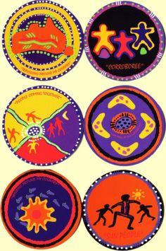 austrila aborigional art projects for kids - australian aboriginal art experiments for kids Aboriginal Education, Aboriginal Culture, Aboriginal Art, Art Education, Indigenous Australian Art, Indigenous Art, Classroom Art Projects, Projects For Kids, 6th Grade Art