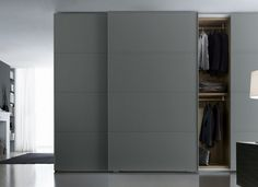 If only I had a spare sixty grand floating around to buy this custom Poliform closet...
