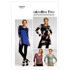 Vogue Patterns V8817 Misses