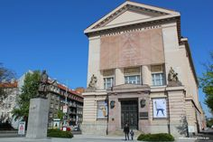 The Natural History Museum is one of the 11 museums being part of the Slovak National Museum located in Bratislava. Situated in a huge beautiful building ne Natural History Museum, Bratislava, Beautiful Buildings, National Museum, Museums, Mansions, House Styles, City, Nature