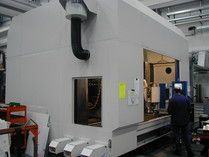 Centro de mecanizado de ocasion: Centro mecanizado ocasión : IBARMIA ZVH 45/L2200