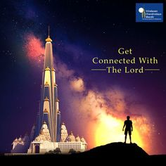 The Chandrodaya Mandir will help you better understand Lord Krishna and His teachings. Get connected with the Lord -