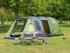 Coleman Cook 6 & Coleman Cook 4 | Opruiming tenten | ACTIES - Obelink.nl | Tent ...