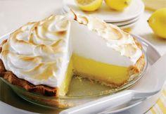 Recette Tarte meringuée au citron - Coup de Pouce