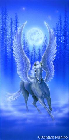 Fantasy Art Fairies Mythical Creatures Wings 41 Ideas For 2019 Mystical Animals, Mythical Creatures Art, Mythological Creatures, Magical Creatures, Fantasy Creatures, Unicorn And Fairies, Unicorn Fantasy, Unicorn Art, Unicorn Wallpaper Cute