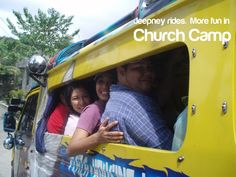 More Fun. Jeepney Rides
