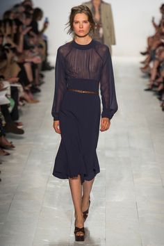 Michael Kors ready to wear spring 2014
