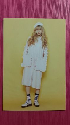 OH MY GIRL MIMI Official Photocard ANGEL ITEM 3rd Repackage Album WINDY DAY 미미