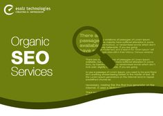 Many IT firms hire search engine optimizers to boost online marketing of their products and services. Through their services, companies also expect to promote their brands in business. The organic SEO services include adoption of strategies and techniques to increase website and content visibility. Their objective is to enhance the content ranking in various search engine results pages. All this is done to maximize business and thereby incur more profits. Visit at: http://bit.ly/OWElaR