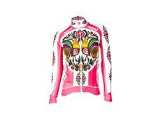MIMO DESIGN EMBROIDERY PL damska bluza rowerowa M 239,00 zł
