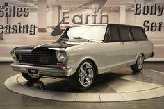 1964 Chevrolet Nova Wagon Pro Touring in Carrollton, Texas 214-483-9040 Contact $29,990