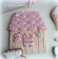 Galletas de Bebé, Baby Shower Cookies