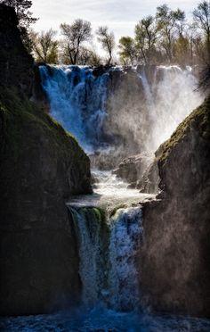 ✯ White River Falls, Oregon