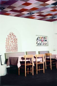 Vitra | Alexander Girard's The Compound Restaurant: A Vitra Anecdote