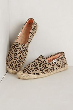 Panama Espadrilles #anthropologie