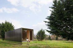 Mima Light. Casa prefabricada y discurso estético. MIMA Housing