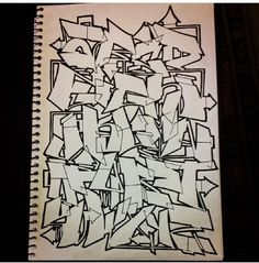 Graffiti Lettering Alphabet, Graffiti Font, Graffiti Drawing, Graffiti Murals, Graffiti Styles, Street Art Graffiti, Hand Lettering, Typography, Graffiti Wildstyle