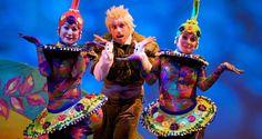 """Costume Design dirk zilken design dzd for AIDA """" Reise zum Mittelpunkt der Erde"""" Fantasy Musical Show"""