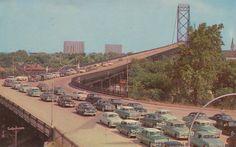 '60's traffic Bridge
